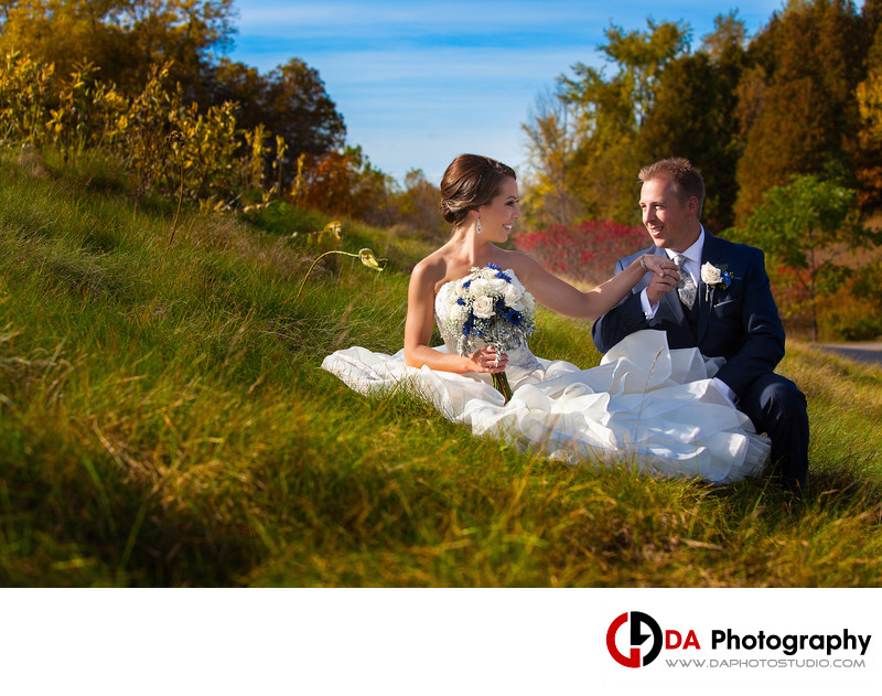 Top Wedding Photographer in Caledon