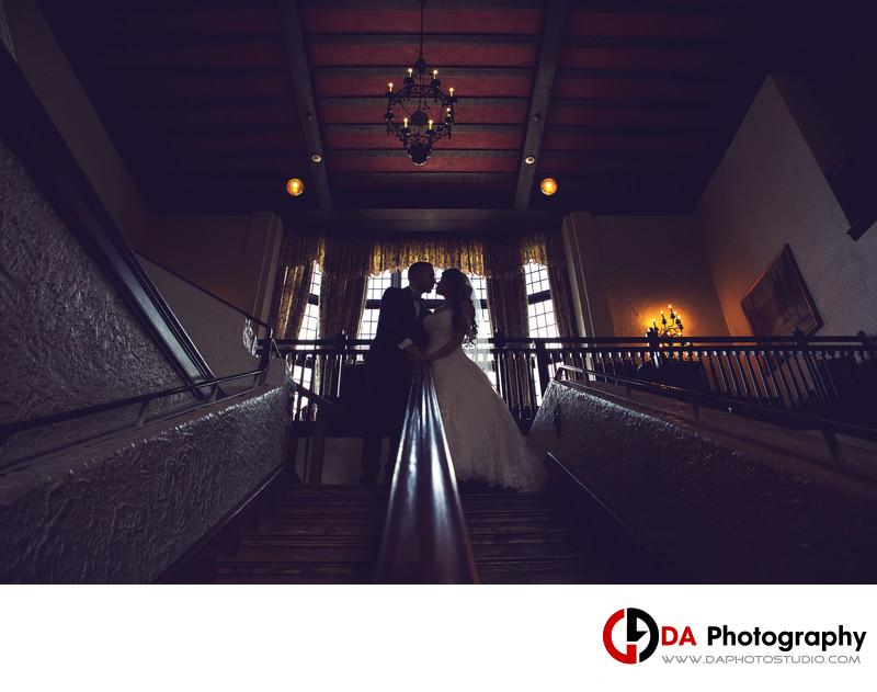 Wedding Photography at Casa Loma