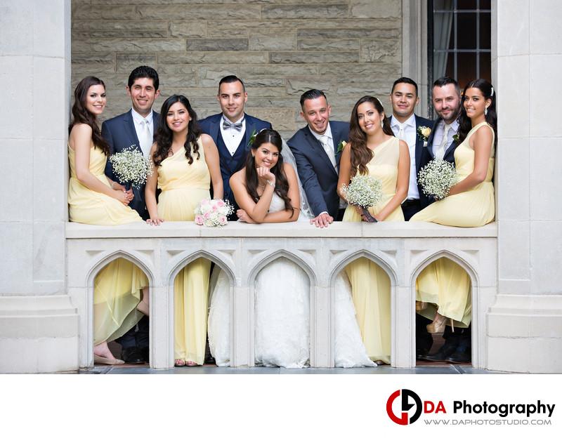 Casa Loma Ballroom Wedding