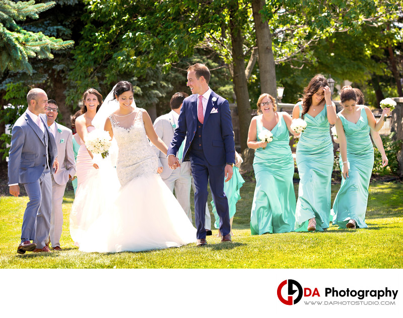 Edgewater Manor Wedding Photographer