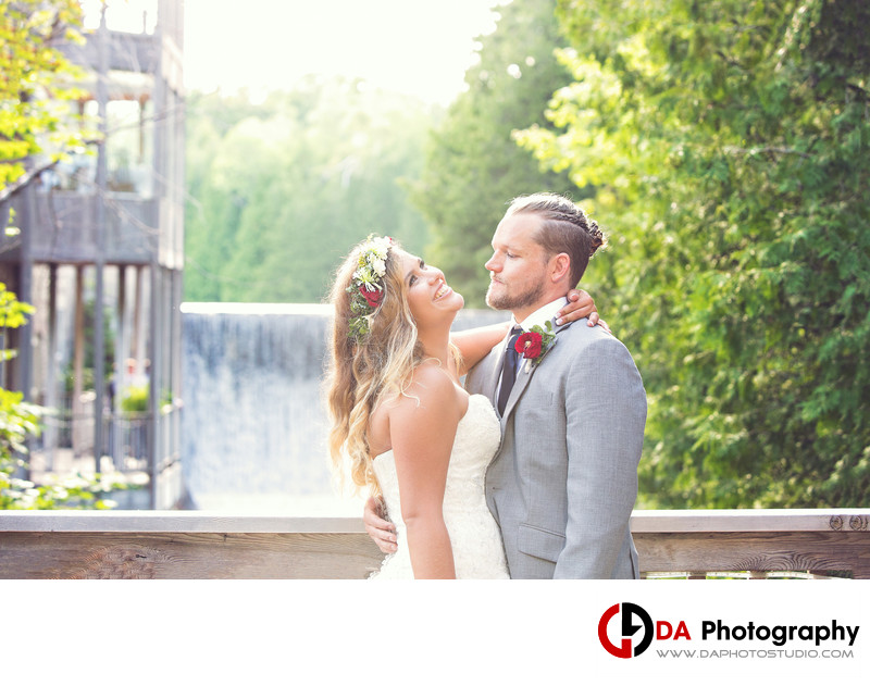 Wedding Pictures at The Millcroft Spa in Alton