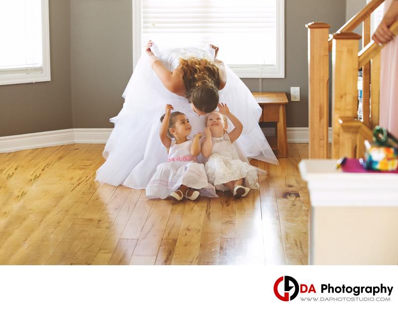 Top Wedding Photographer in Milton