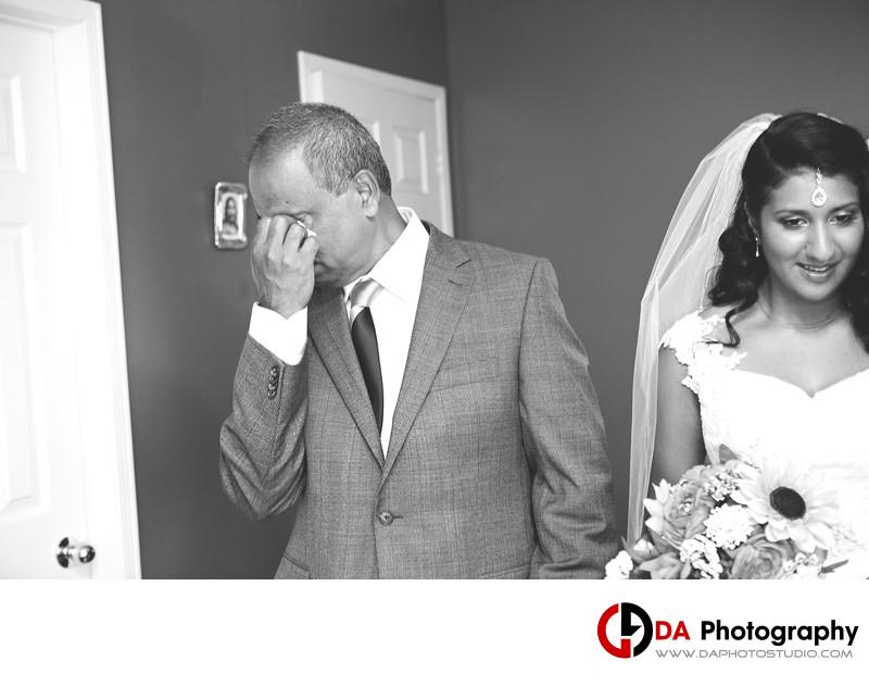 Burlington Wedding Photographer