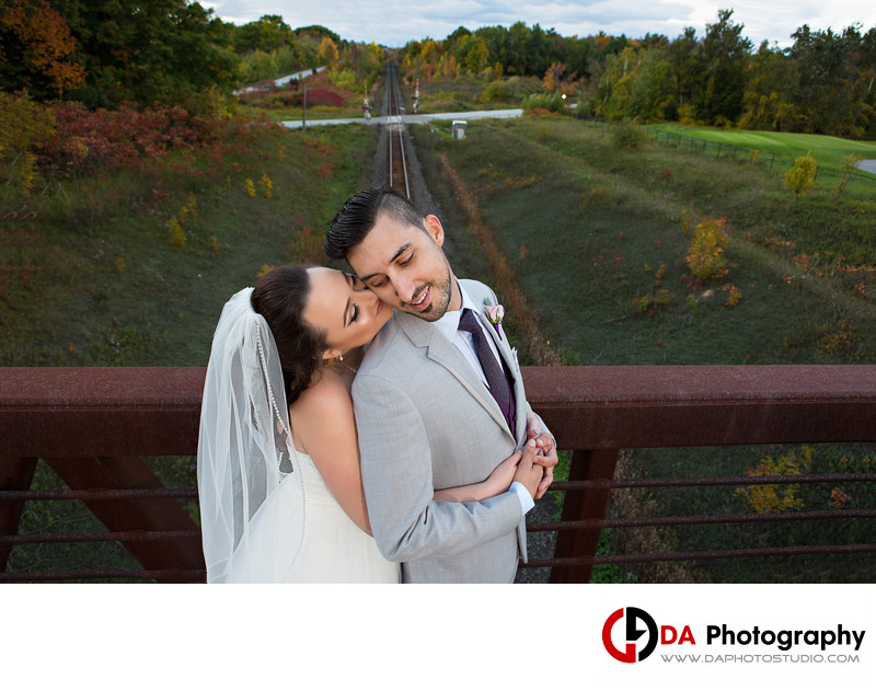 Wedding Photography at Glencairn Golf Club