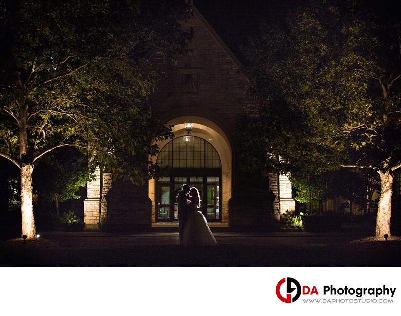 Gardens Weddings at Glencairn Golf Club