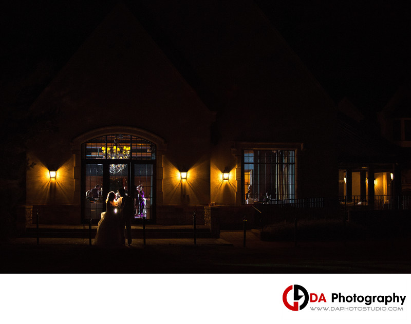 Wedding Photos at Glencairn Golf Club