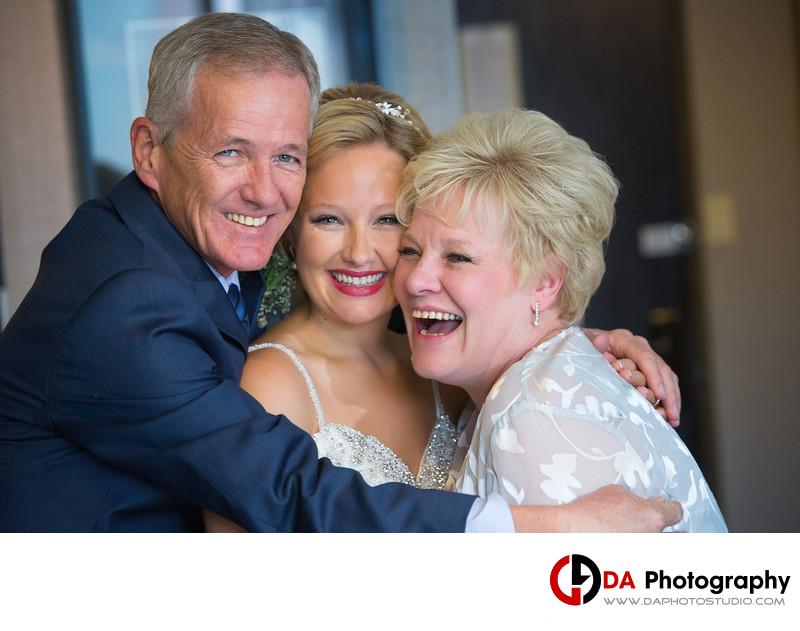 Hamilton Wedding Pictures