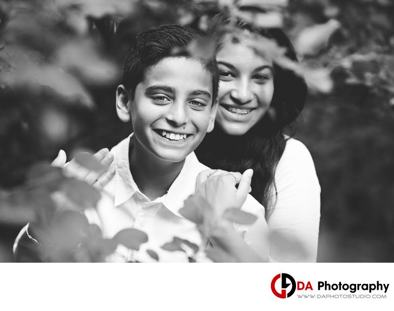 Spring Children Photographers in Mississauga