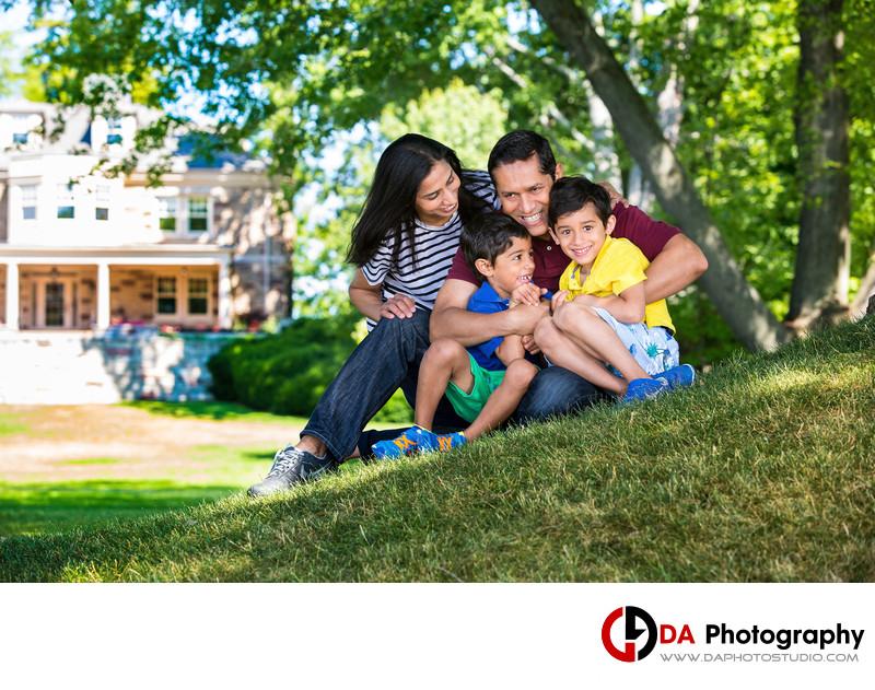 Paletta Mansion Family Photographers