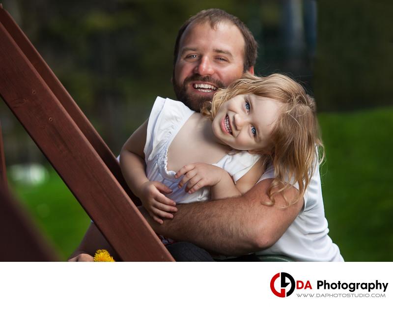 Fun Family Photographer in Sutton