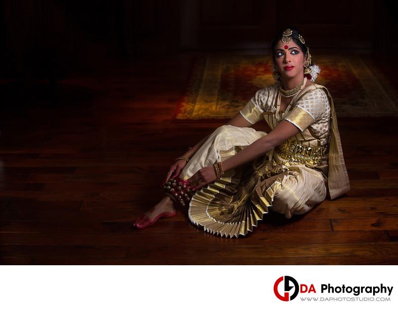 Professional Business Portrait of a Dance in Brampton