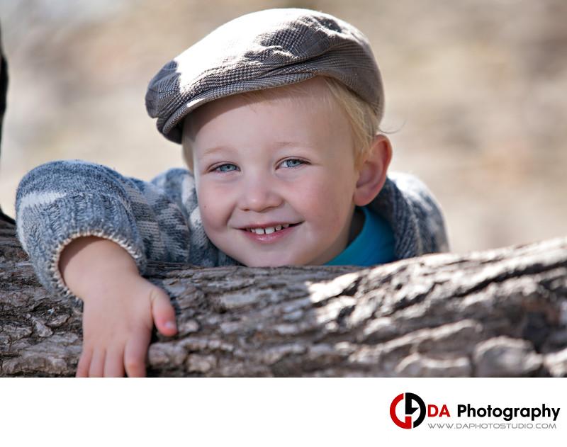 Children Photographers at Coronation Park in Burlington