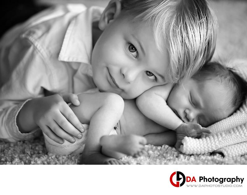 Burlington Children Photographer