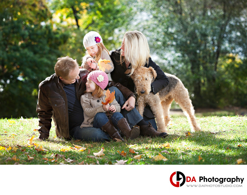 Burlington Family Photographer at Lasalle Park