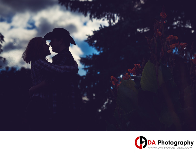 Top Engagement Photographer in Brampton