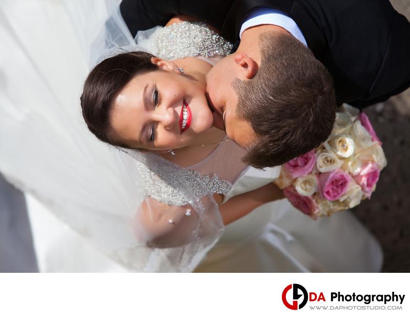Hess Village Hamilton Wedding Pictures
