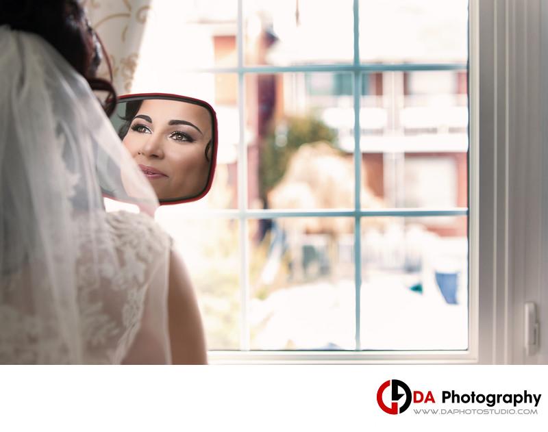 Bride in Toronto