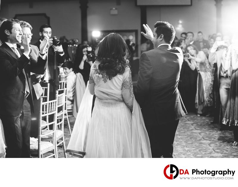 Wedding Reception at Grand Empire Banquet Hall