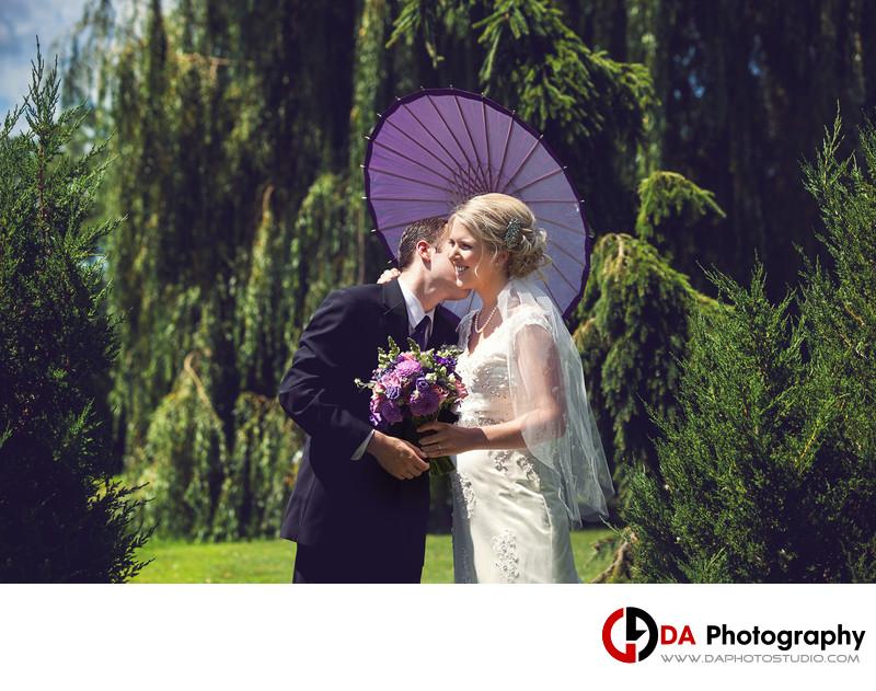 Wedding Photographer for Whistling Gardens