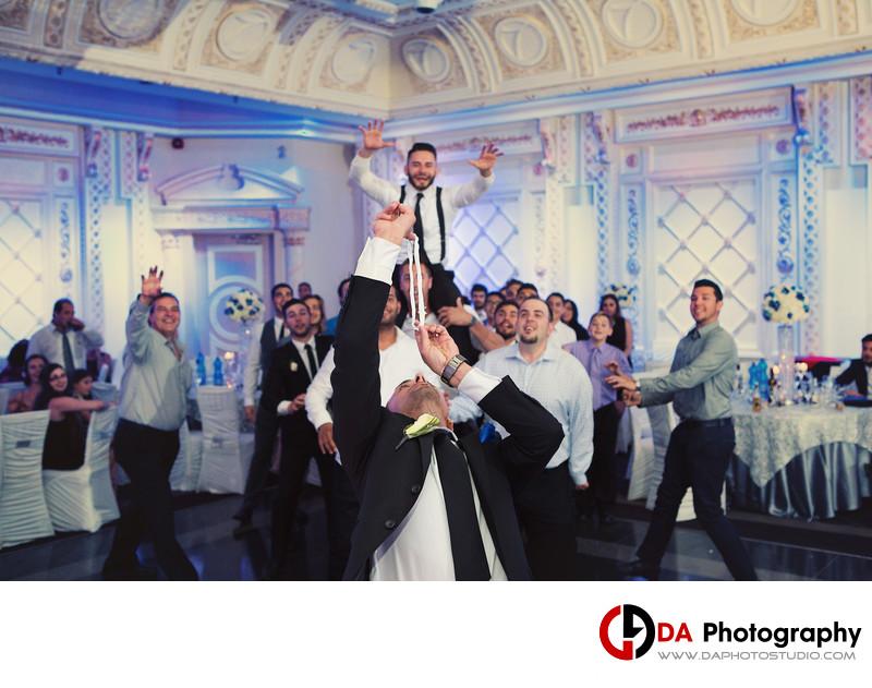 Fun Wedding Photographer in Vaughan