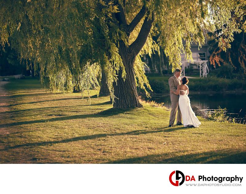 Wedding Photographers at Cranberry Golf Resort