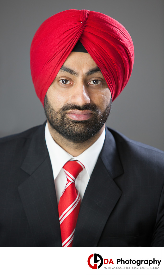 Real Estate Agent Professional Portrait in Mississauga