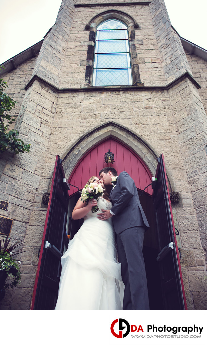 Church Weddings in Ancaster, ON