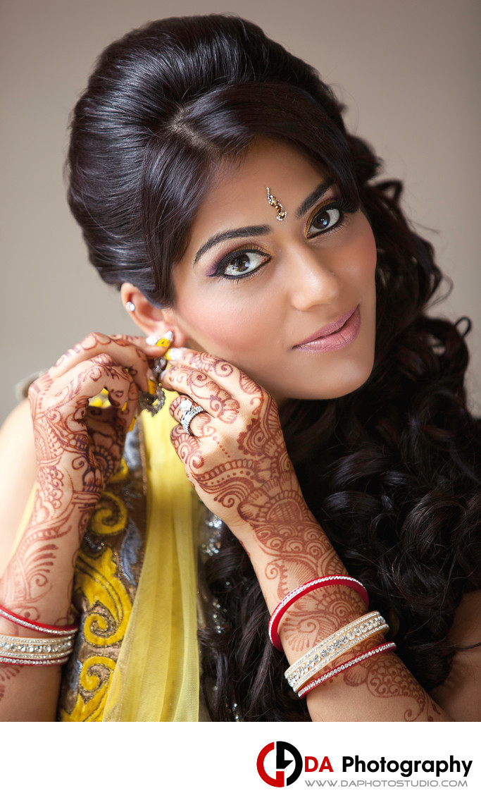 Indian Bride at Bellvue Manor