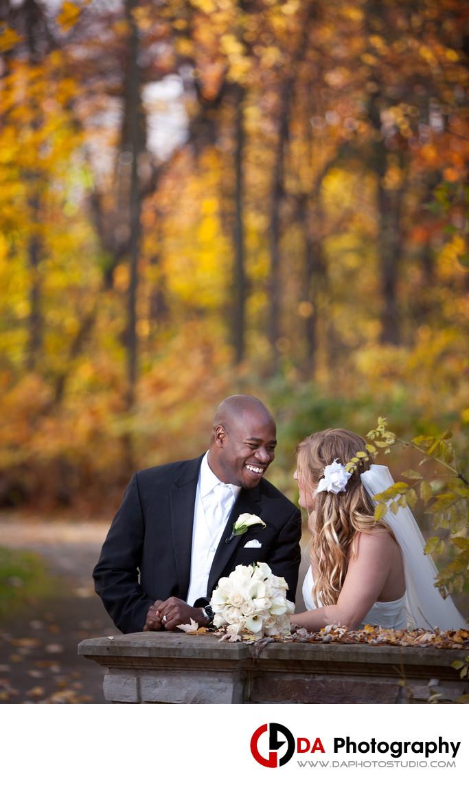 Wedding Photo at Adamson Estate in Port Credit
