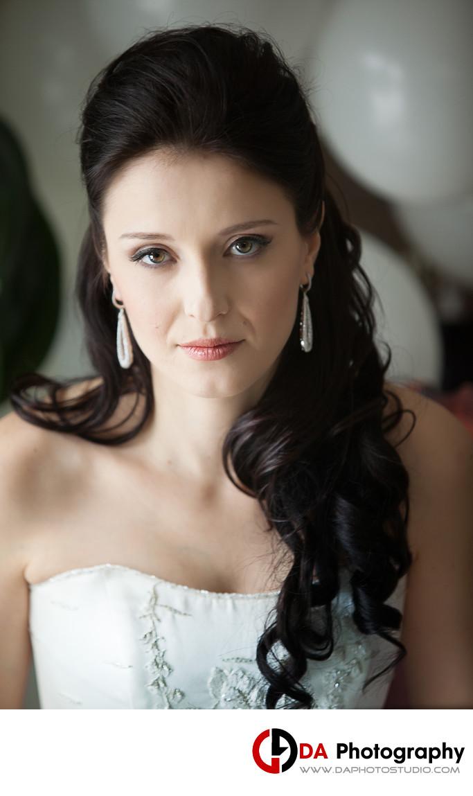 Bride at Paradise Banquet Hall