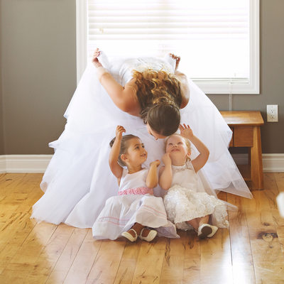 Top Wedding Photographer in Milton