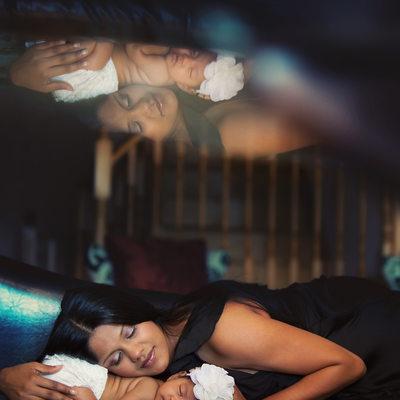 Brampton Family Photographer for Newborns