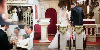 Hochzeitsfotograf Flensburg Schlosskapelle