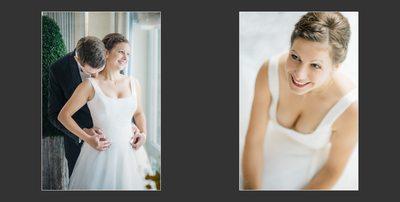 Hochzeitsfotograf Flensburg Paarfoto