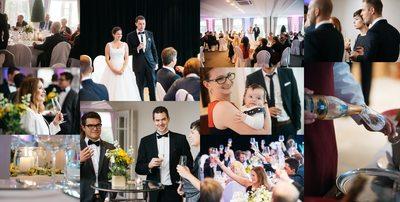 Hochzeitsfotograf Flensburg Collage