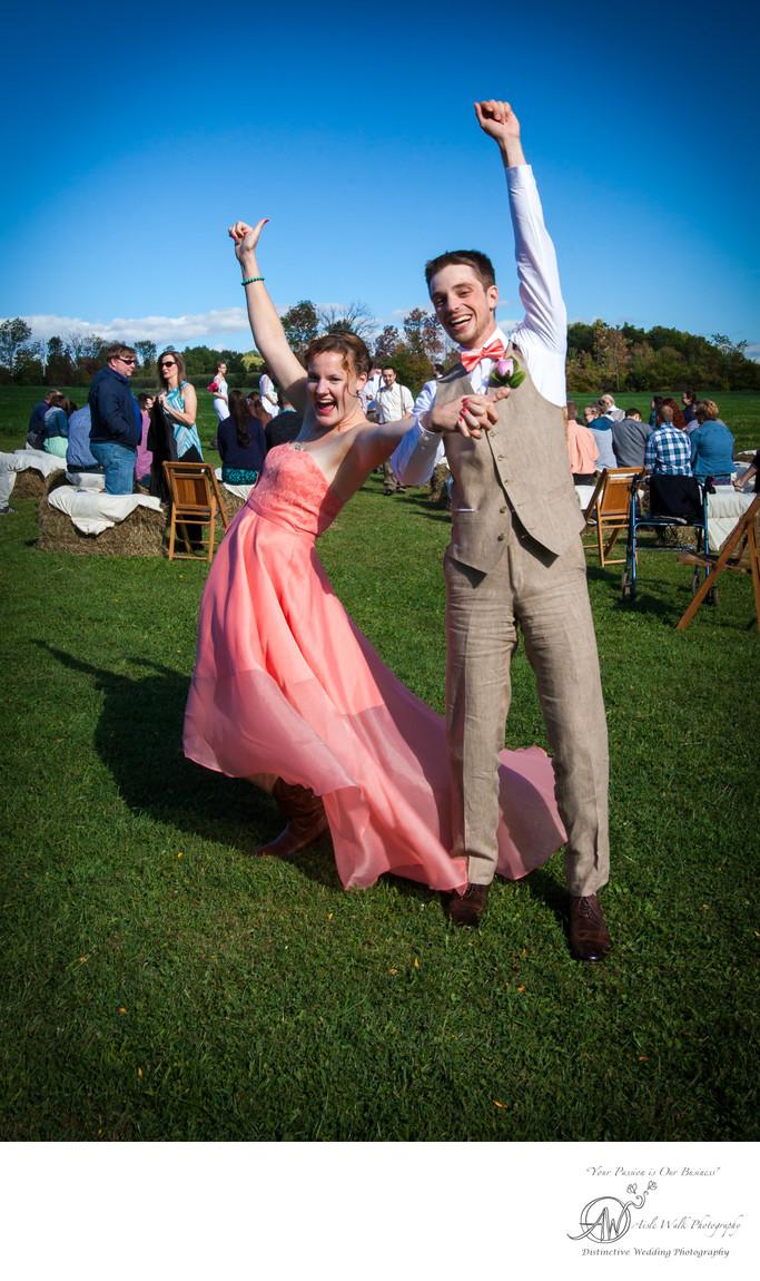 windfall dutch barn wedding