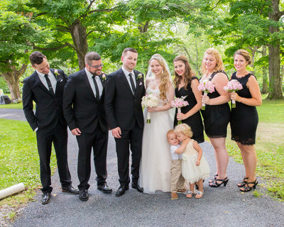 appel inn wedding - upstate ny wedding
