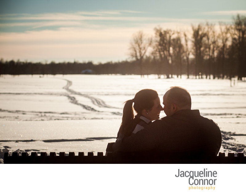 Buffalo NY Engagement Photography - Jacqueline Connor Photography