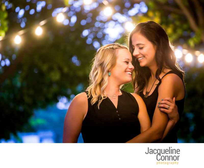 Memorial Art Gallery Engagement Photos - Jacqueline Connor Photography