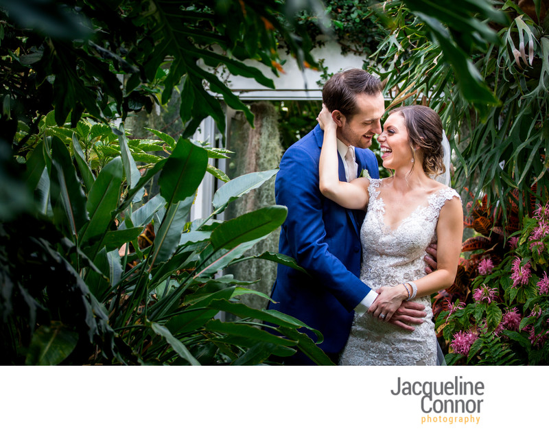 Lamberton Conservatory Wedding Photos - Jacqueline Connor Photography