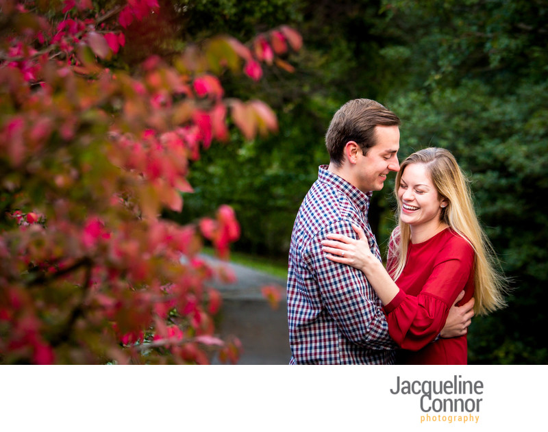 Highland Park Engagement Photos