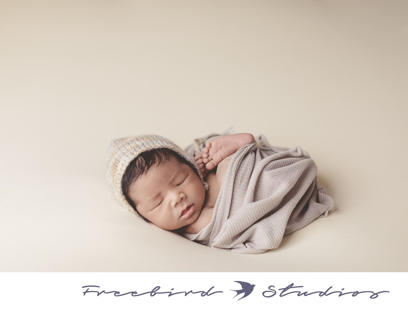 Sweet Sleepy Newborn