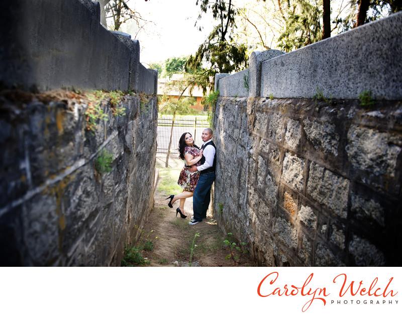 sacramento engagement photography