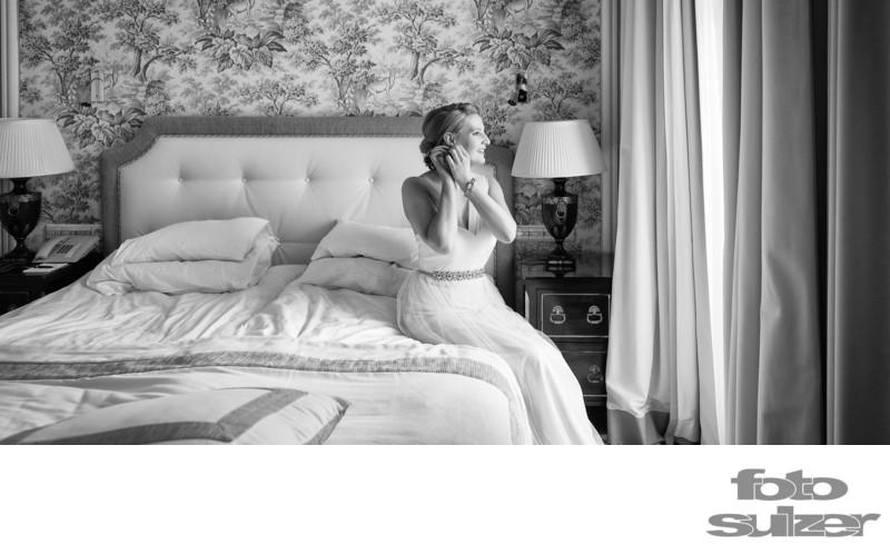 Hochzeit im Hotel Sacher