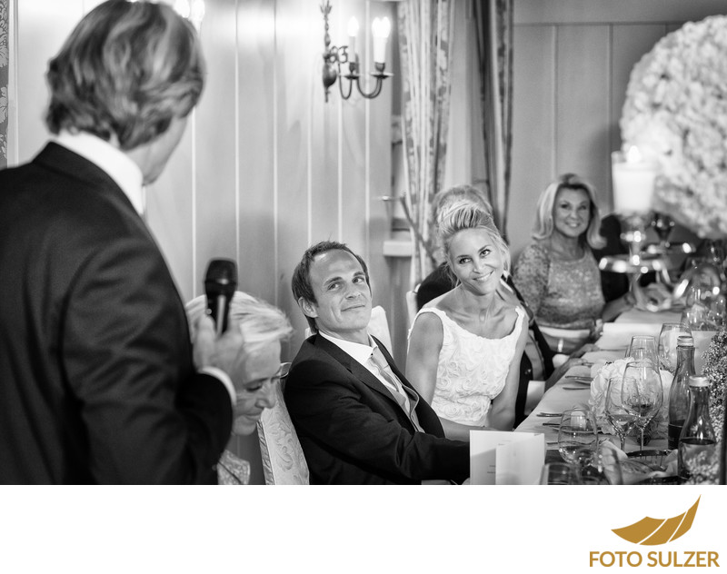 Hochzeit Hellbrunn Ansprache Vater der Braut Fest