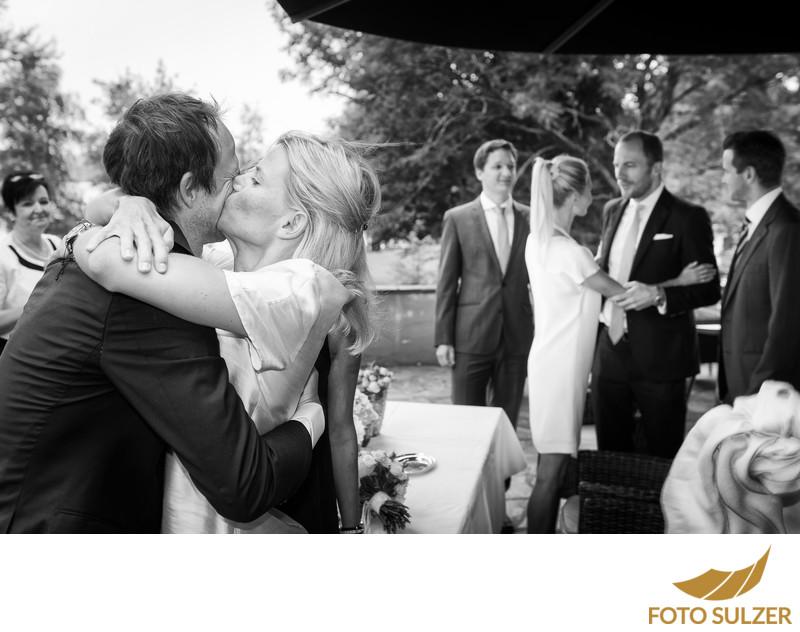 Hochzeit Weyringer Wallersee standesamtliche Trauung