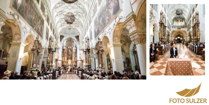 Hochzeit Alte Residenz Salzburg