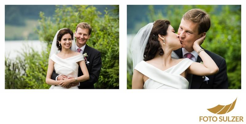 Hochzeit Basilika Mondsee und Seewirt