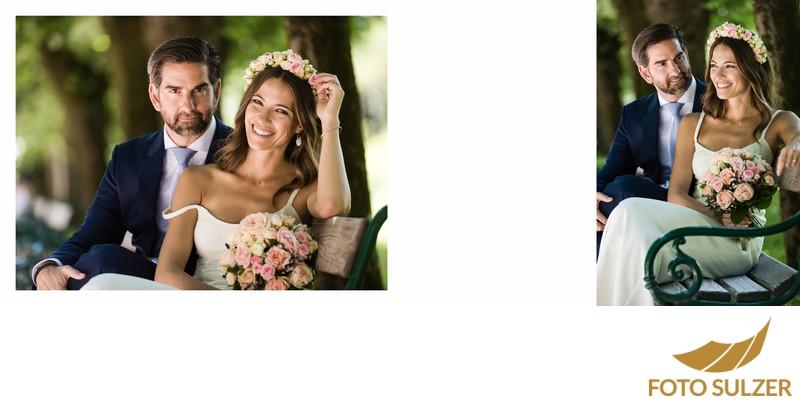 Hochzeit Mirabellgarten -