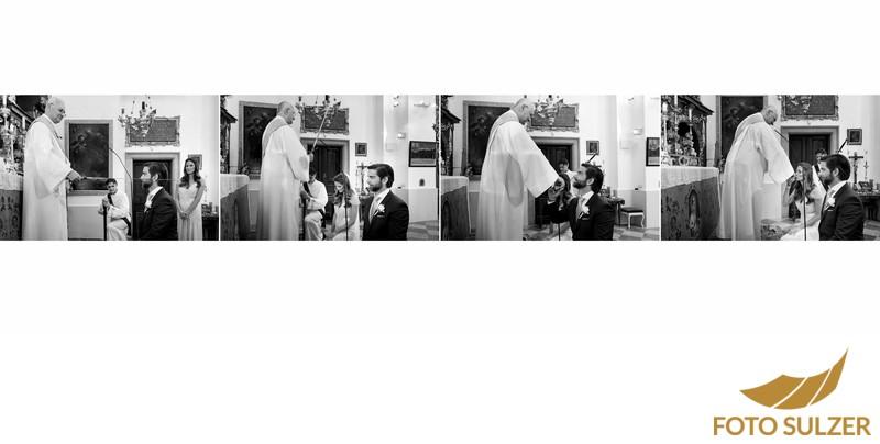 Hochzeit Basilika Maria Plain - Ritterschlag